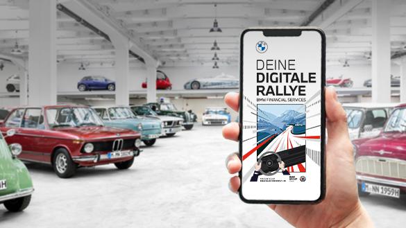 Digitale Rallye